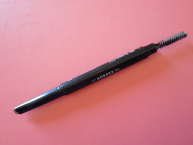 Korres Minerals precision brow pencil in Medium shade