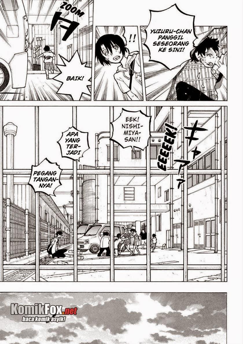 Koe no Katachi Chapter 45-5