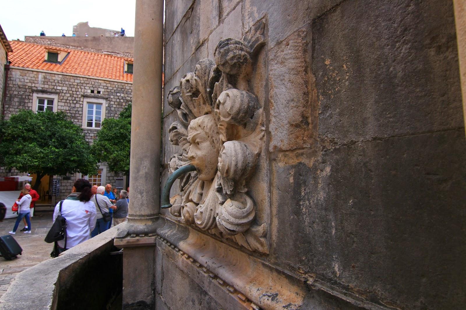 Onofrio's Fountain