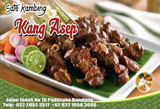 Sate Kambing Kang Asep