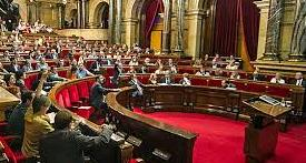 Le Parlement de Catalogne