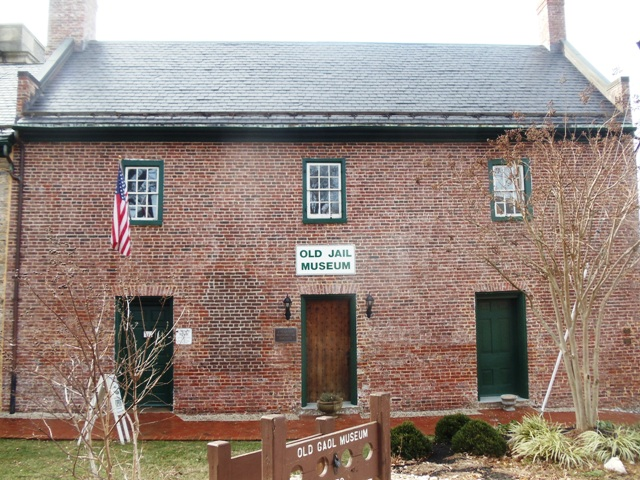 Old Jail in Warrenton, Virginia
