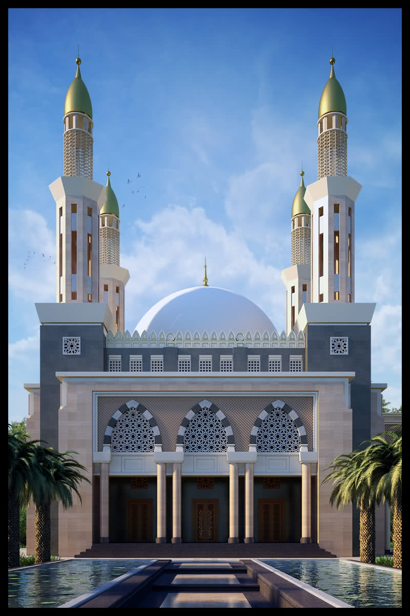 Nice Mosque Wallpapers Jun