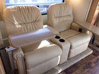 Coach House Motorhome recliner/loveseat