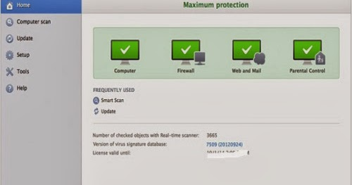 eset cybersecurity for mac serial