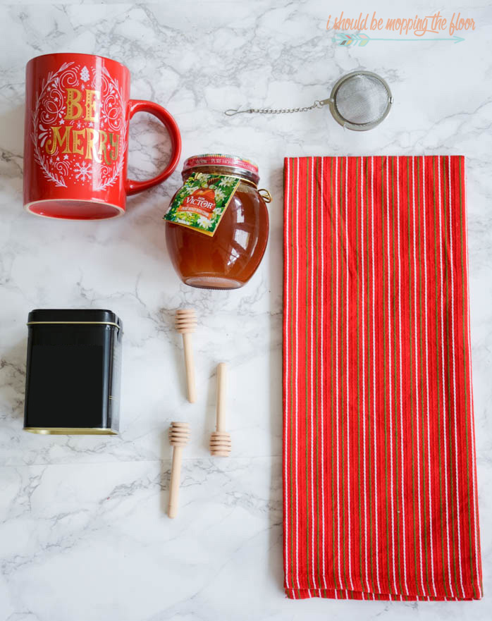 Free Printable Tea Gift Tags | These fun tags are perfect for a tea gift basket (or similar!) for the tea lover in your life