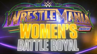 WrestleMania Women's Battle Royal