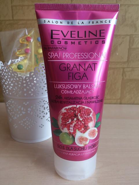 Eveline, Spa Professional, Granat i Figa