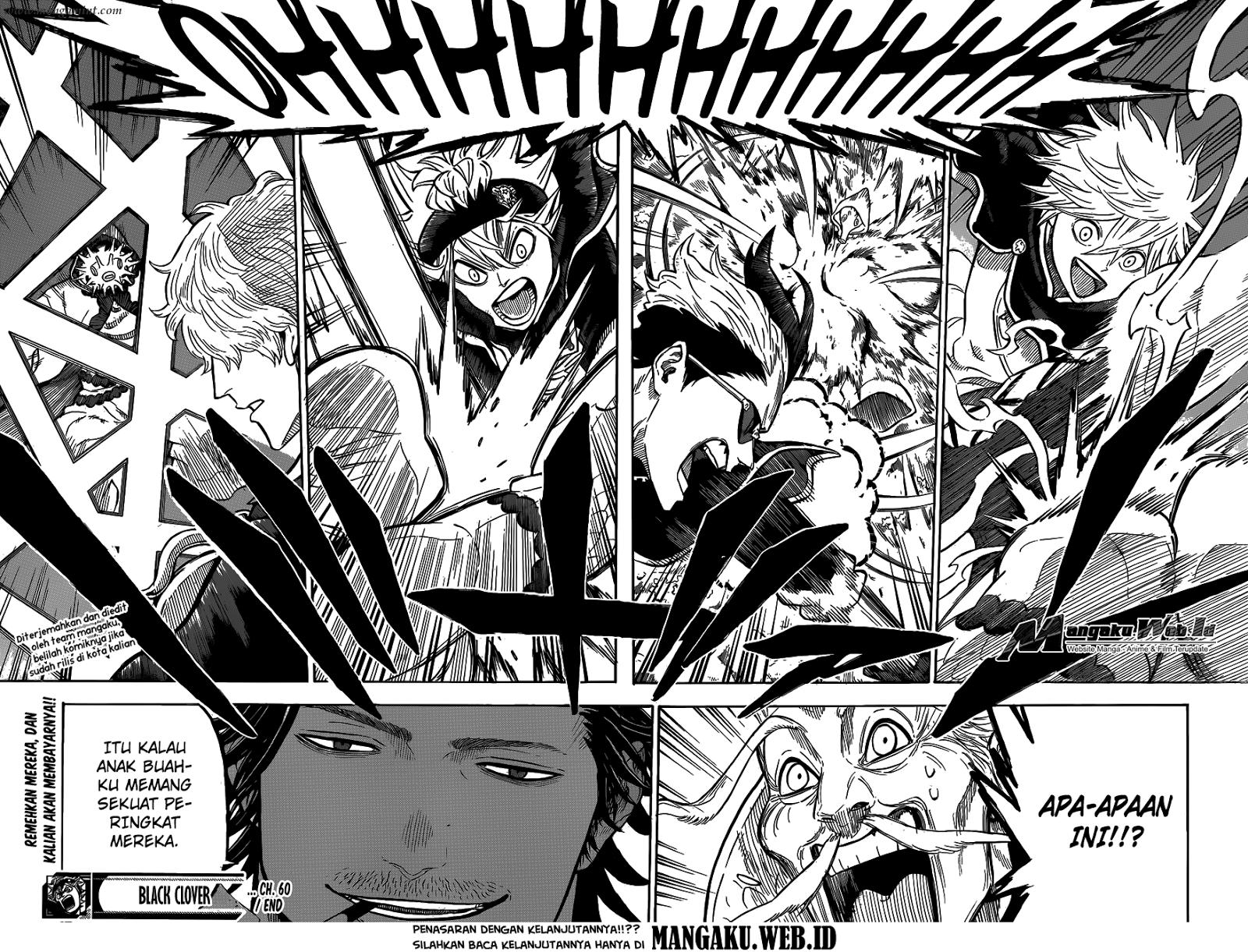 Baca Manga Black Clover Chapter 60 Bahasa Indonesia