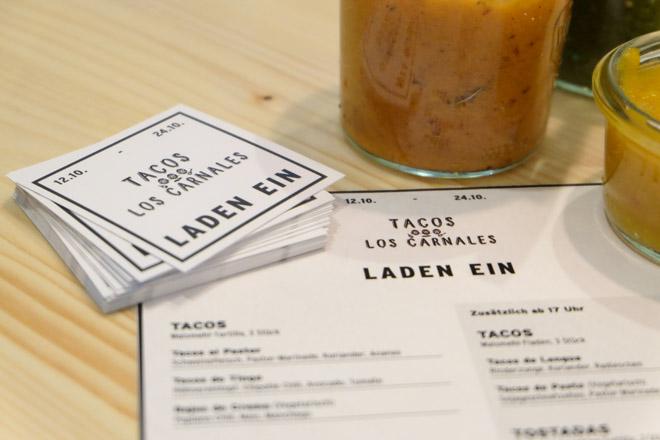 Laden ein, Gastrosharing, Restaurant in Köln, Streetfood