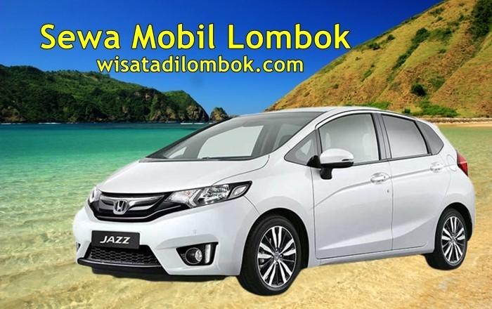 Sewa Mobil Jazz di Lombok