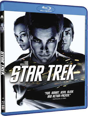 Star Trek 2009 Blu-ray Movie Review
