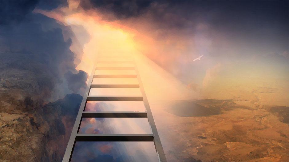 S mbolos mitos y arquetipos la escala y la escalera for Escala o escalera