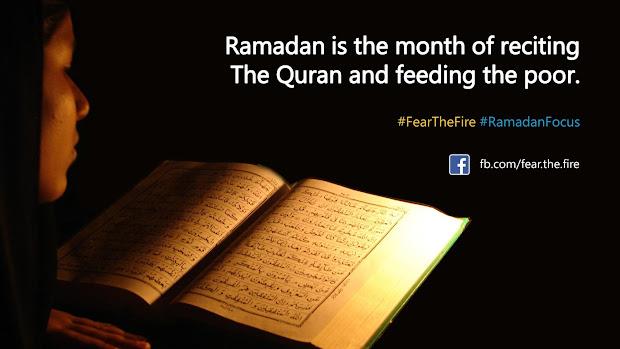 Common Ramadan Mistakes Avoid - Wide. Mile Deep