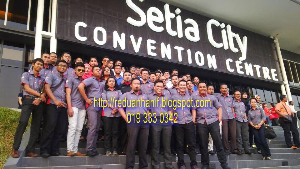 Para pejuang Takaful AIA Public Takaful dari Imtiyaz Consultancy Sdn Bhd bergambar bersama selepas sesi QLPC AIA.