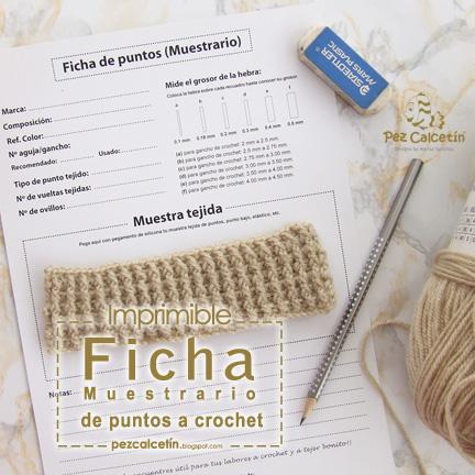 """pez calcetin"" ""imprimible"" ""crochet"" ""amigurumi"" ""ovillos"" ""ganchillo"""