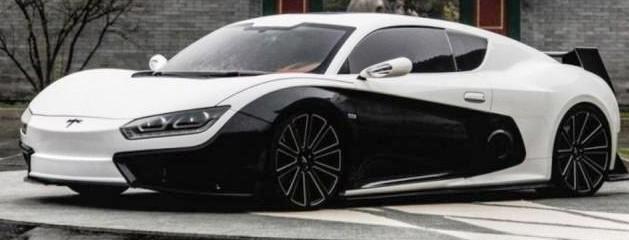 Çinden güçlü bir spor otomobil geliyor