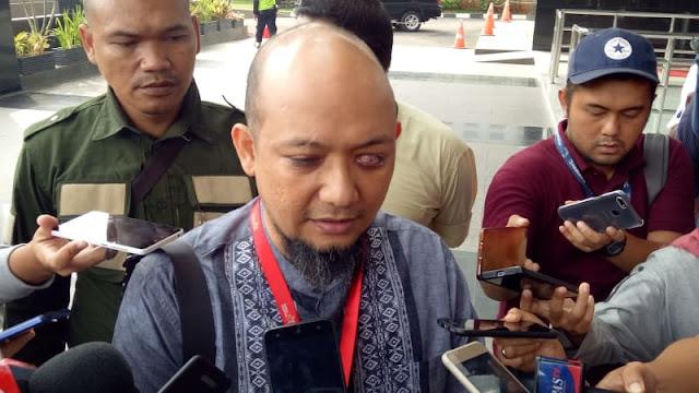 Novel Baswedan Pesimistis soal Janji Jokowi Akan Bantu Ungkap Kasusnya