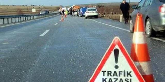 Bozova trafik kazası: 1 ölü, 3 yaralı