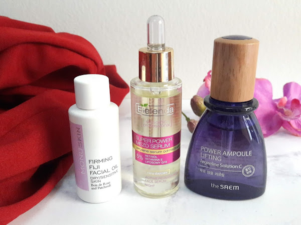 Three products I am putting to the test