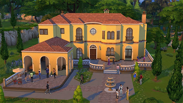 The Sims 4 Deluxe Edition Download Photo