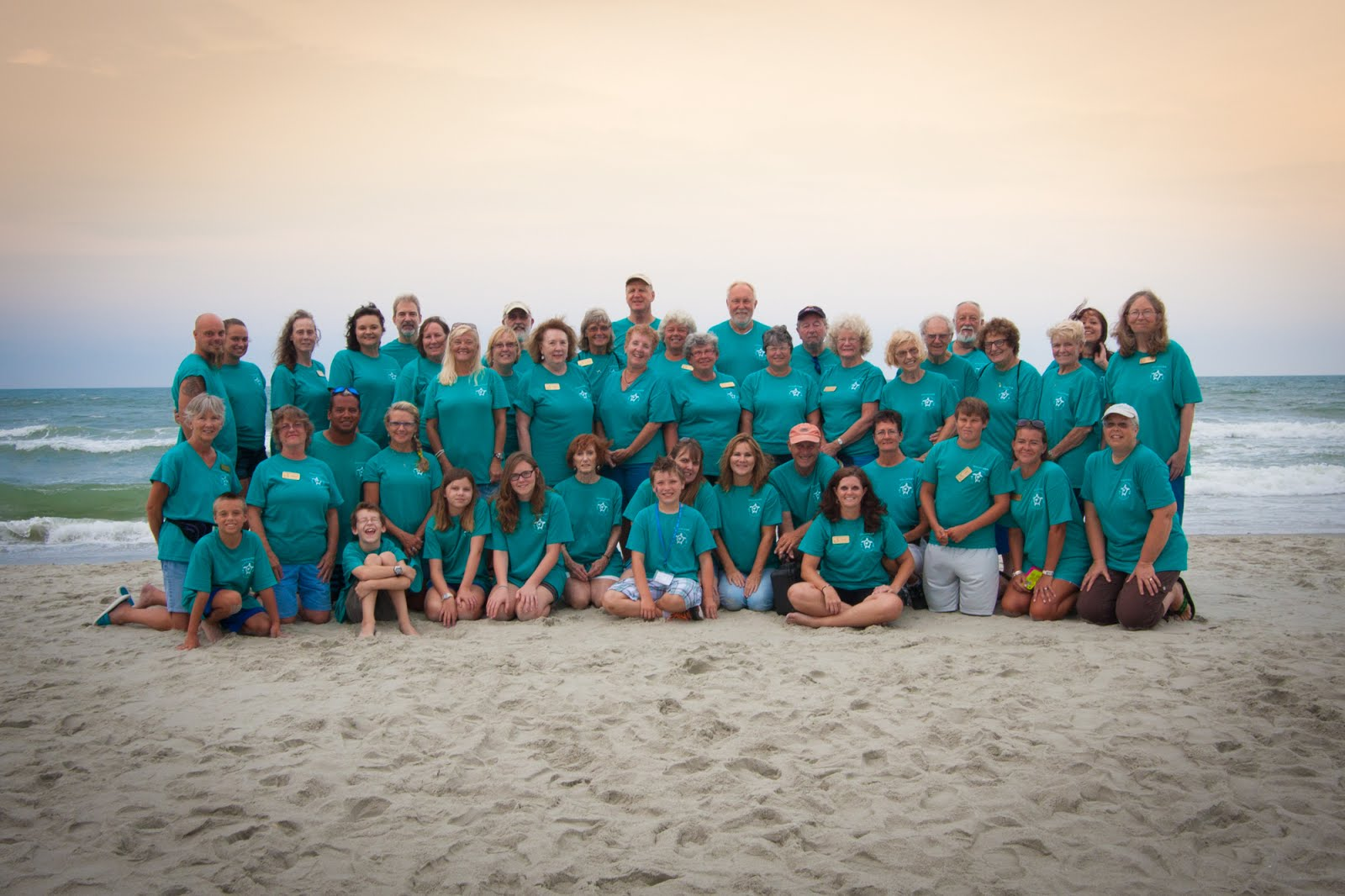 2015 North Myrtle Beach Sea Turtle Patrol