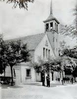 Iglesia de San Rafael Arcángel.