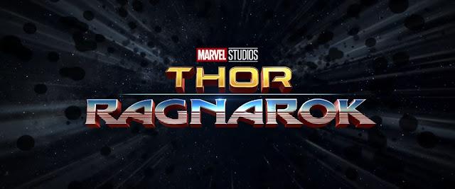 Thor: Ragnarok Title Logo