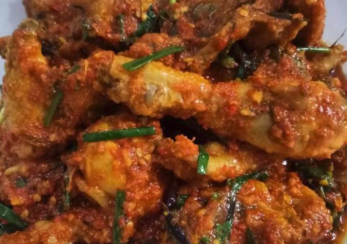 Resep Ayam Rica Rica Manado Resep Masakan Mak Nyak