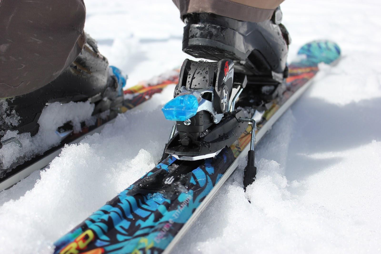 jak ustawić wiązania do nart