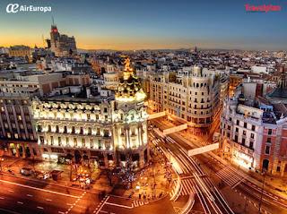Promoção Dia dos Pais em Madrid