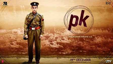 PK, Aamir khan, Aamir in PK, PK the film