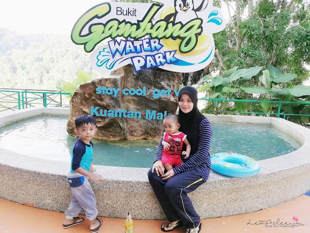 Bukit Gambang Water Park Destinasi Percutian Keluarga Yang Menyeronokkan