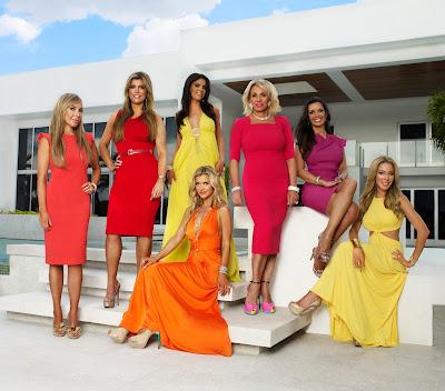 """A segunda temporada de """"The Real Housewives Miami"""" estreia nesta sexta, à 0h15 - Divulgação"""