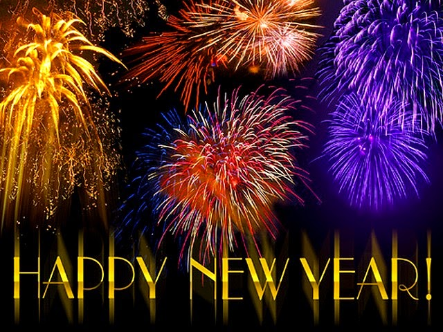 Happy New Year 2016 Firework Images for Pinterest