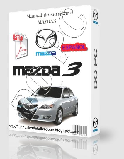 Manual De Taller Mazda 3