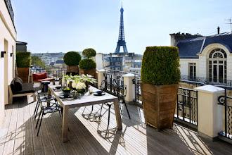 Mes Adresses : Hôtel Marignan Elysées, un écrin cinq étoiles au coeur du Triangle d'or - Paris 8