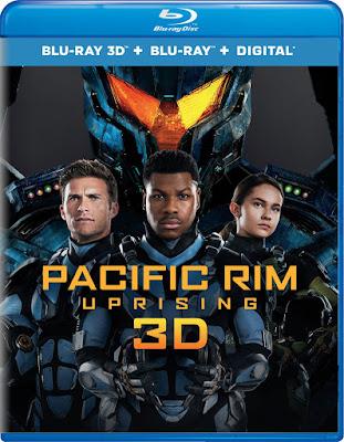 Pacific Rim Uprising [2018] [3D] [BD25] [Latino]