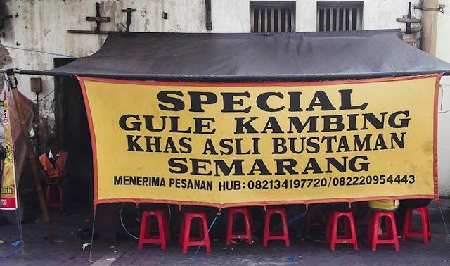 Gule Bustaman Semarang