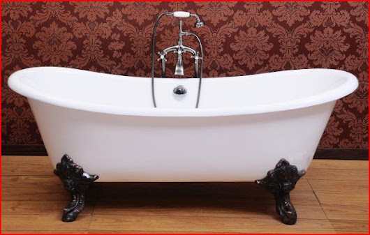 Are You Looking for a Bathtub That Really Stands Out?