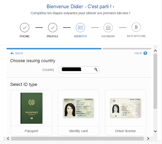 coinbase identite - verification