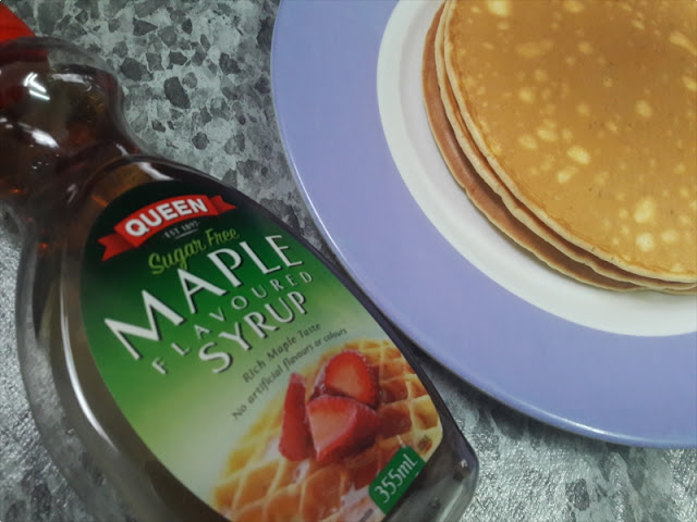 Resepi Pancake/Hotcake/Flapjack ala McDonald