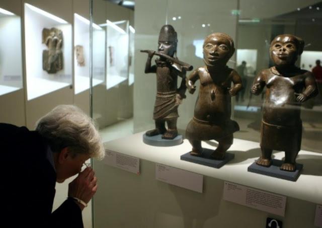 Benin eyes return of colonial treasures from France