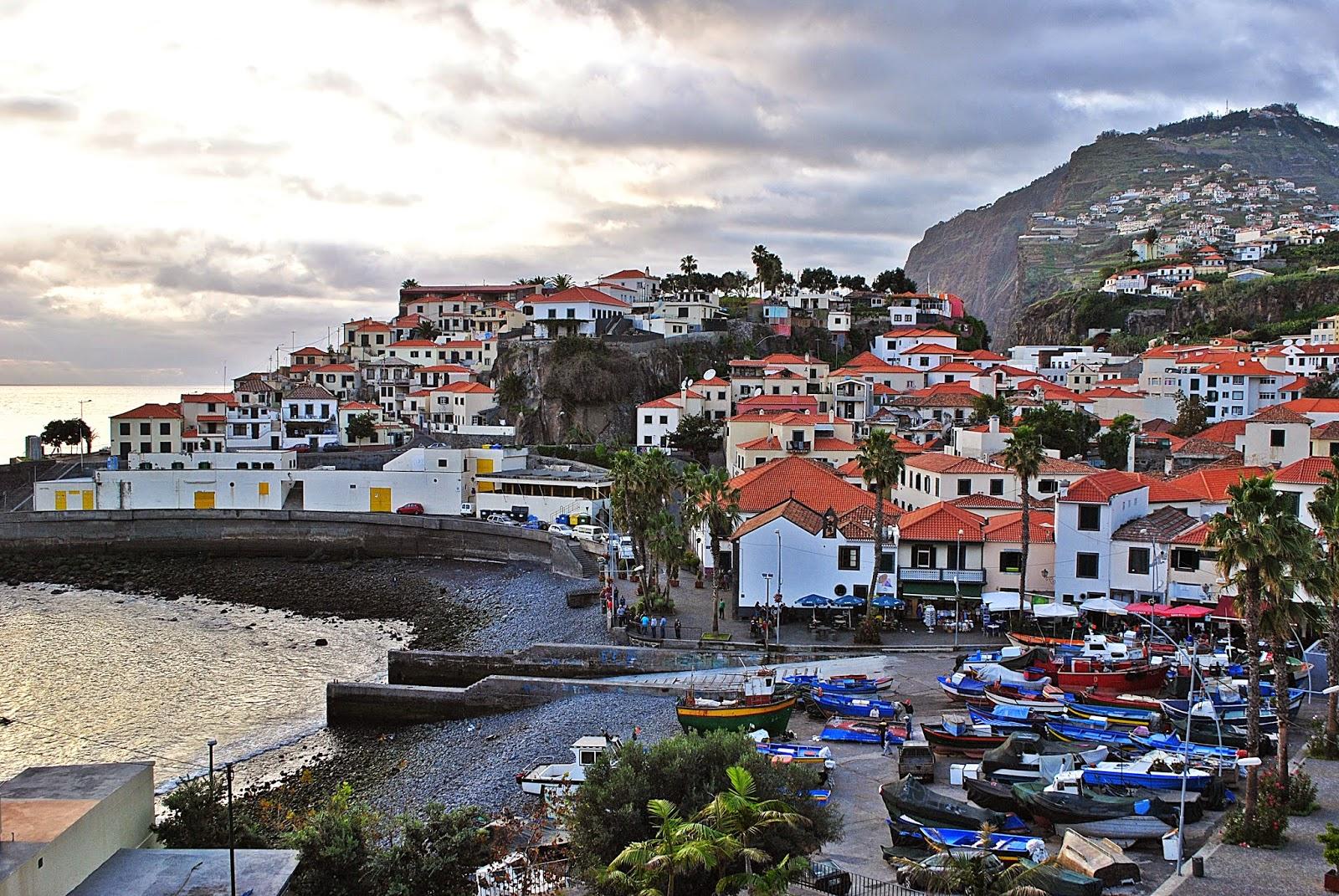 Portugalia_Madera_grudzień