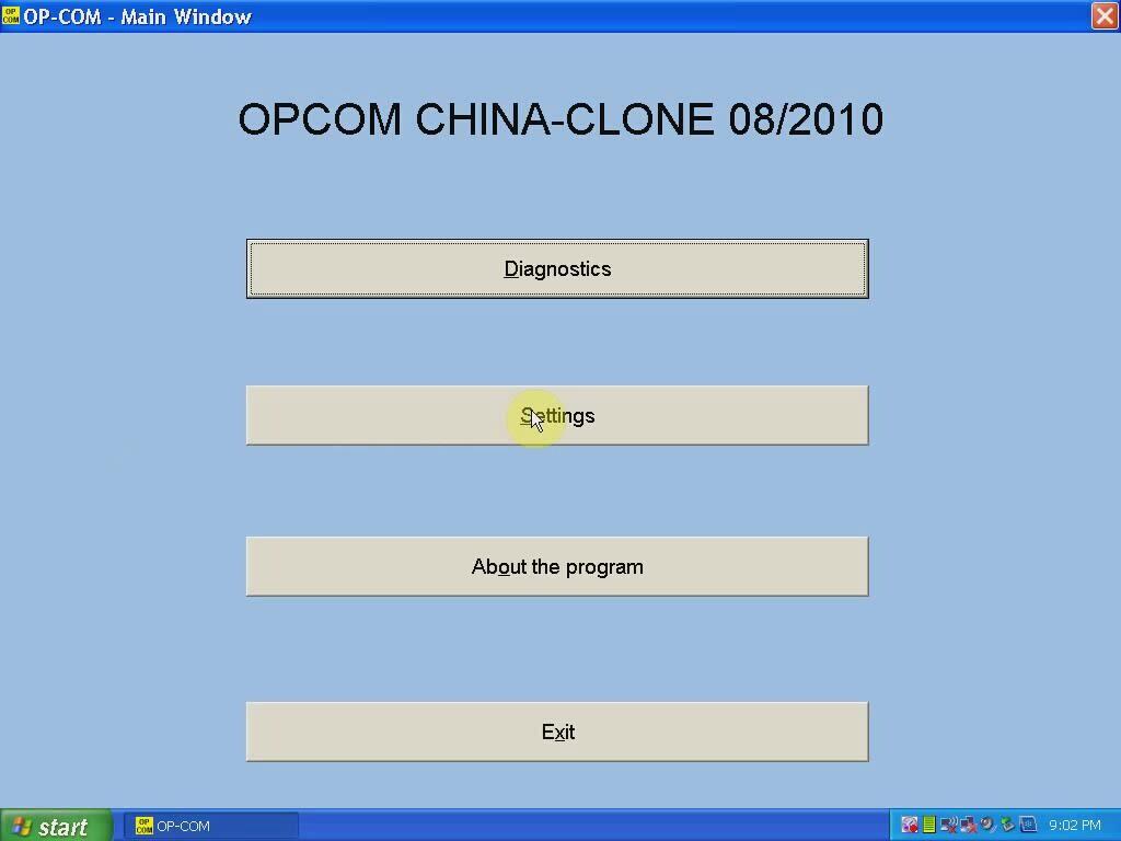 Op Com China Clone 2012 Software Download