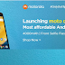 Motorola New Launched Phone Moto C Plus Only Rs 6999/-