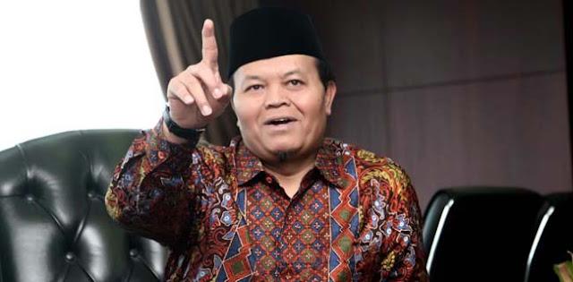 Hidayat Nur Wahid: Seharusnya Jokowi Tidak Menyinggung Pemerintahan Sebelumnya