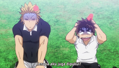 All Out!! Episode 22 Subtitle Indonesia