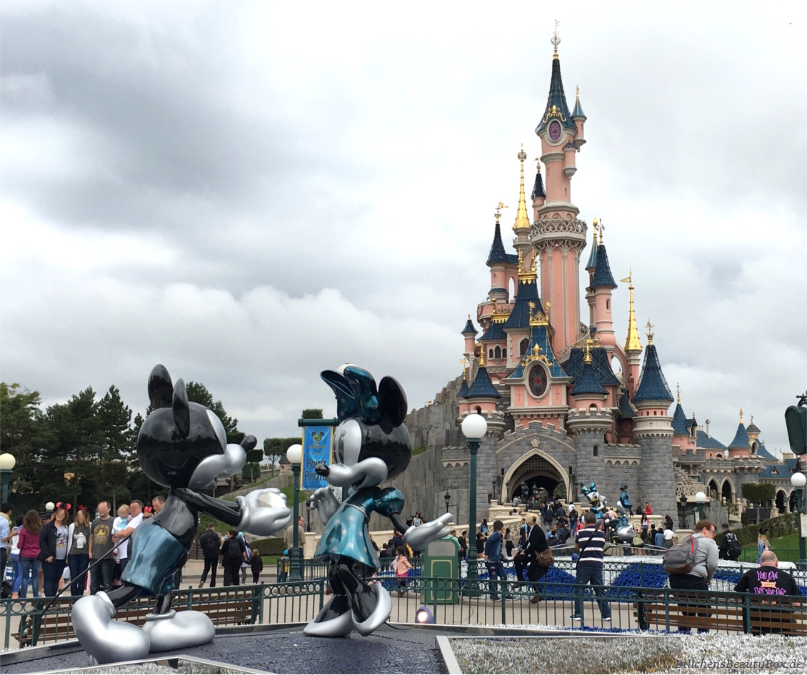 Disneyland Paris - Sleeping Beauty Castle - Dornröschenschloss - Mickey Mouse
