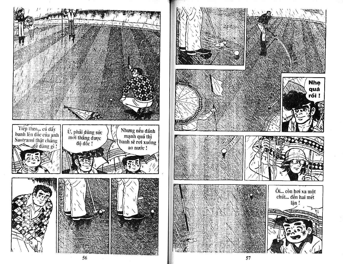 Ashita Tenki ni Naare chapter 27 trang 27